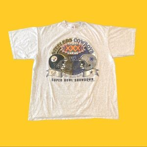 Vintage 1995 Super Bowl XXX Tee